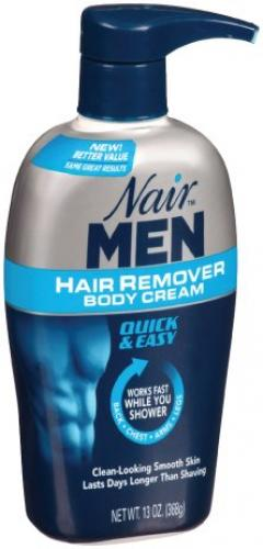 Nair Men Hair Removal Cream - 13 oz