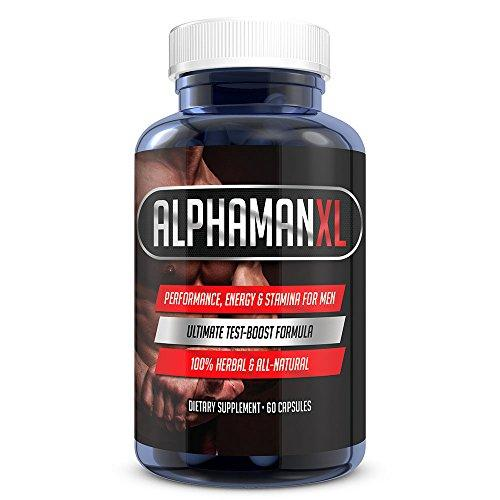 AlphaMAN XL Male Sex…