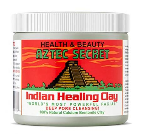 Indian Healing Clay For Pore Cleansing Facial by Aztec Secre…