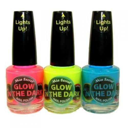 Mia Secret Glow In The Dark Neon Nail Polish