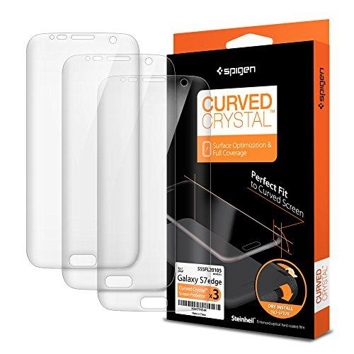 Spigen Curved Crystal Galaxy S7 Edge Screen Protector