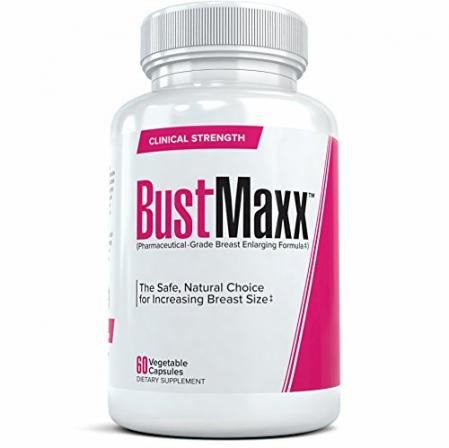 BUSTMAXX Breast Enlargement Bust Enhancement Pills
