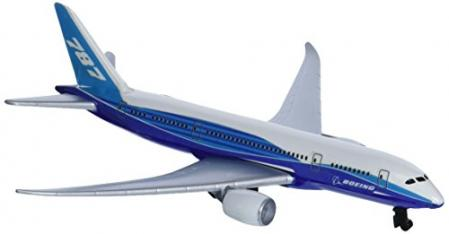 Daron Boeing 787 Single Plane