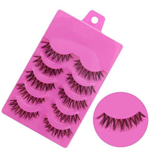 Laimeng, Natural Handmade Long Eyelashes