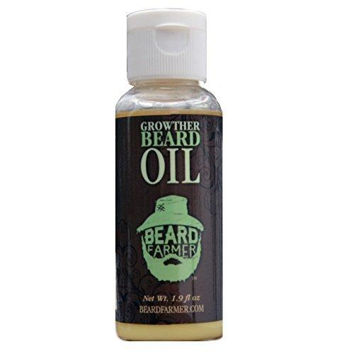 Beard Growth Stimulant Oil For Extra Fast Beard Growth