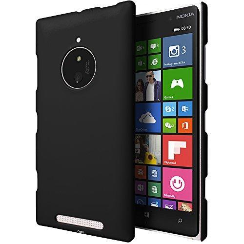 low priced 504ab 99170 Nokia Lumia 830 Case, Cimo - Black