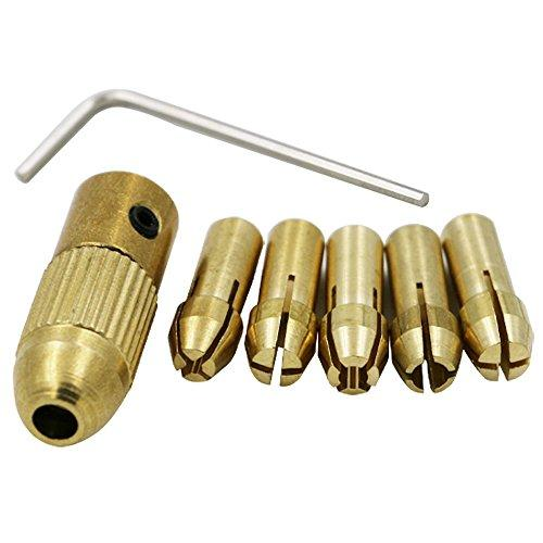 Mini Brass Drill Chu…