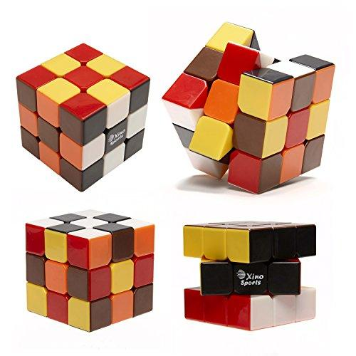 Stickerless Speed Cube by  Xino