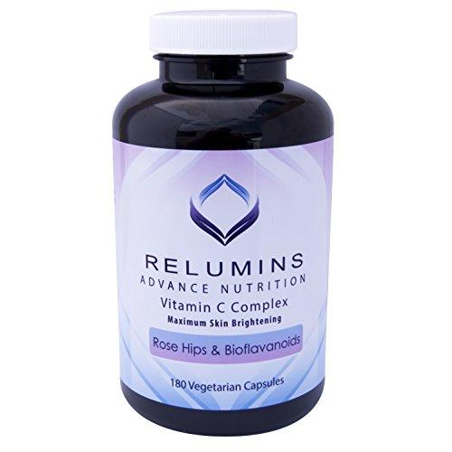 Relumins Advance Vitamin C - MAX Skin Whitening Complex With Rose Hips…