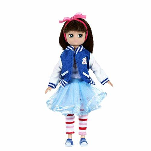 Rockabilly Doll by Lottie Best Gift for Empowering Kids - Ag…