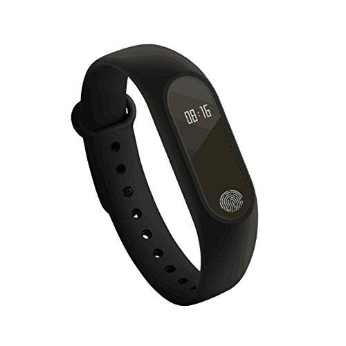 Smart Wristband Bracelet With HD Display Insasta M2 Fitness …