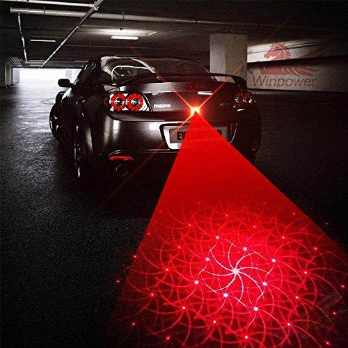 Car Laser Tail Fog L…