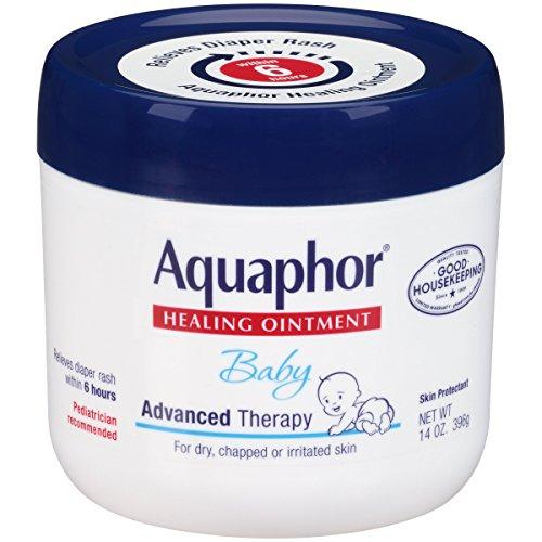 Aquaphor Baby Healing Ointment Advanced Therapy Skin Protect…