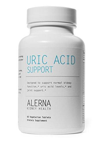 Alerna Kidney Health Uric Acid Kidney Support Supplement - S…