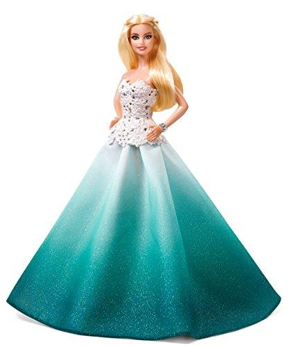 Barbie Holiday Doll - Aqua