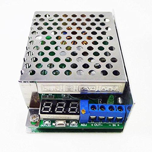 GEREE DC-DC Boost Converter 150W Step Up Charger Power Modul…