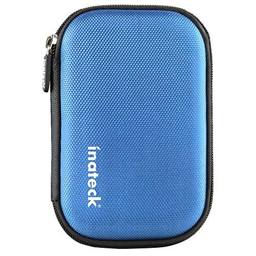 Inateck Portable Carrying Case Shell with Zipper