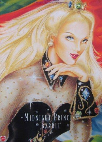 Barbie Midnight Princess Doll - 1997 Mattel
