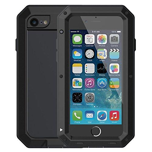 Metal Gorilla Glass Protection Case Cover for Apple iPhone 6…