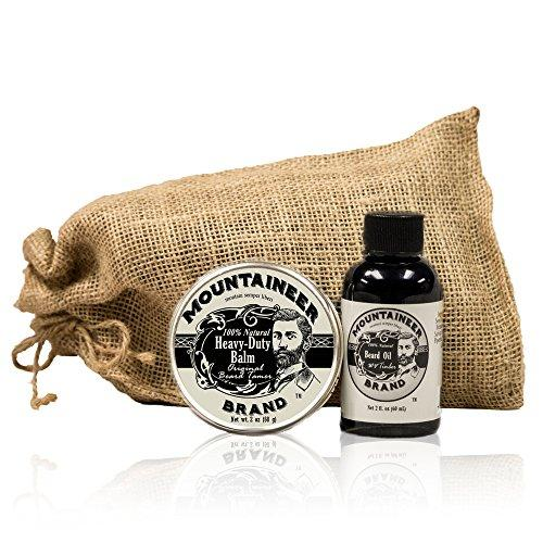 Mountaineer, Beard Balm & Oil