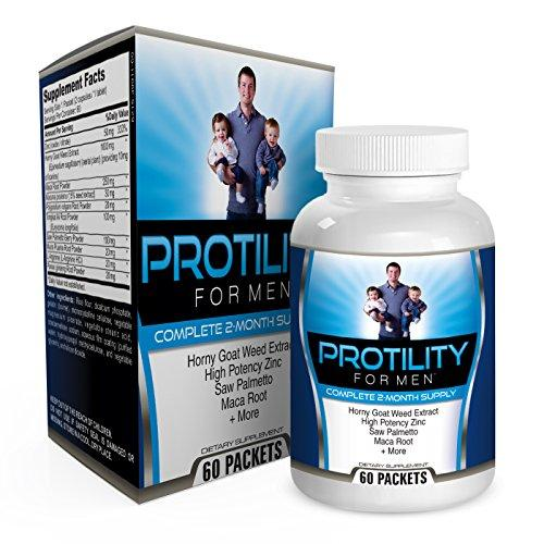 ProTility for Men Fertility Supplement