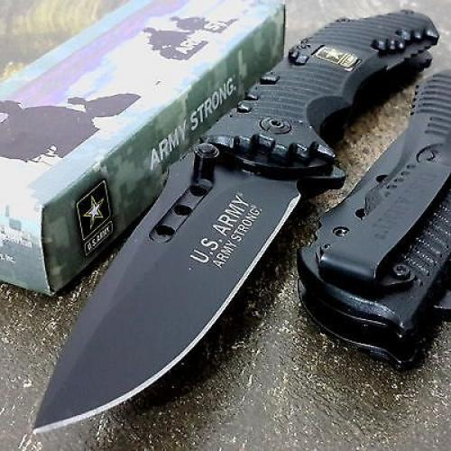 US ARMY Tactical Folding Knife