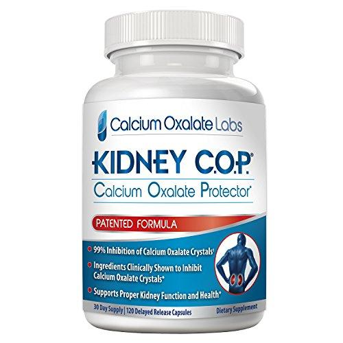 Kidney COP Calcium Oxalate Protector Supplement Support for …