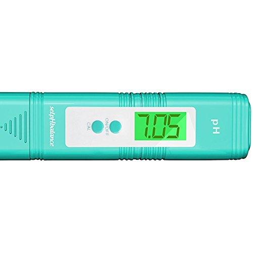 Digital pH Meter With Free pH Solution Powder