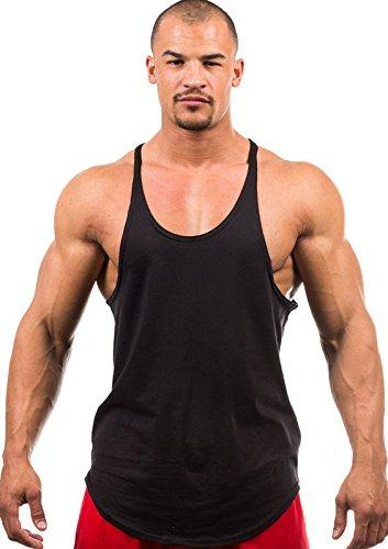 Iwearit Stringer Y Back Tank Top MADE in USA