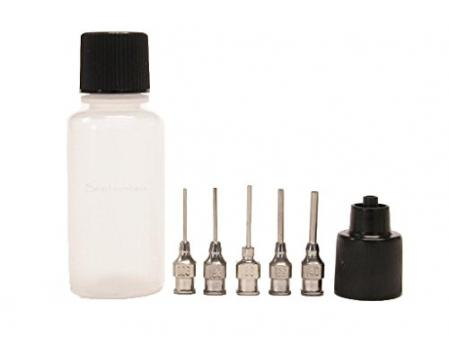 Soft Squeeze Art Craft Applicator Dispensing Syringe Bottles