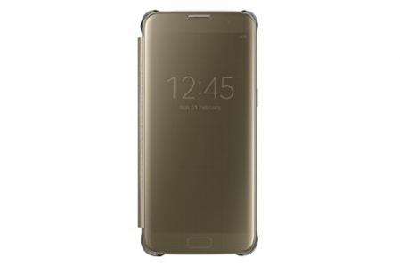 Samsung Galaxy S7 edge Case - Gold