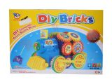 DIY brick for kids…