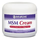 MRM,  MSM Cream, Res…