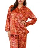 Red Paisley PJ sets…
