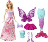 Princess Barbie Dress Up Doll With Complete Outfit