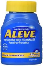Aleve Fever, Pain Re…