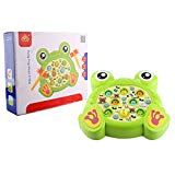 Whack A Mole, XSHION Hammering Pounding Toys for Toddlers Learning Hand Eye Coordination XSHION
