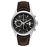 Raymond Weil Men's 'Freelancer' Quartz Stainless Steel Casual Watch, Color:Brown (Model: 7730-STC-20021)
