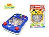 Little Treasures A Fun and Exciting Hand Held Whack A Popping Style Pinball Game Station Little Treasures