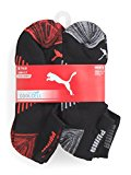 Puma Low Cut Socks 6 Pair All Sport