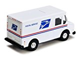 4.5-inch Diecast US Postal Service Mail Truck with Pullback Action by Heartland Gifts and Collectibles