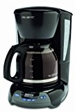 Mr. Coffee VBX23-NP 12-Cup Programmable Coffeemaker, Black