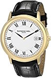 Raymond Weil Men's 54661-Pc-00300 Quartz Stainless Steel White Dial Watch