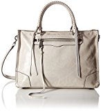 Rebecca Minkoff Regan Satchel Tote, Putty