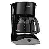 Mr. Coffee 12-Cup Coffeemaker, Black, SK13-RB