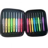 Crochet Hook Set Alu…