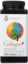 Youtheory Collagen Advanced Formula Tablets - 390 ct