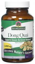 Natures Answer Dong Quai Root 1000 Mg 90 vegetarian capsules