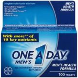 One-A-Day Men s Heal…