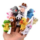 10pcs Soft Plush Ani…